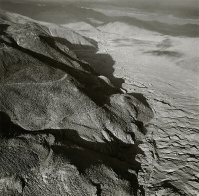 Emmet Gowin, 'Toutle River Valley, Mount St. Helens, July 1980', 1980