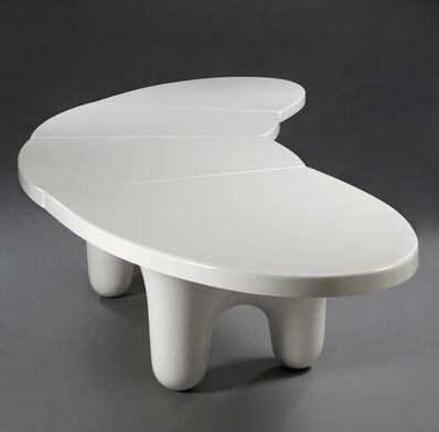 """Wendell Castle, '""""The White Edition"""" Big Table', 2006-2011"""