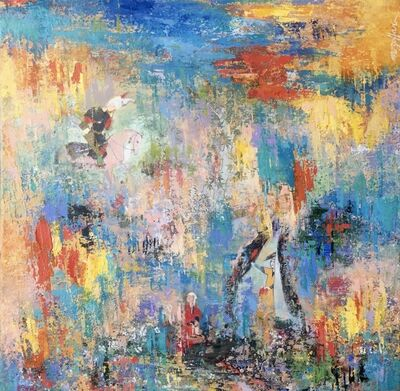 Nurieh Mozaffari, 'Passage du temps XX', 2018