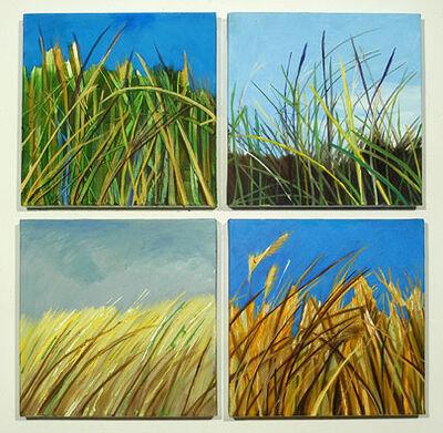 Ellen Sinel, 'Grasses Series: Mini Grasses ', 2002