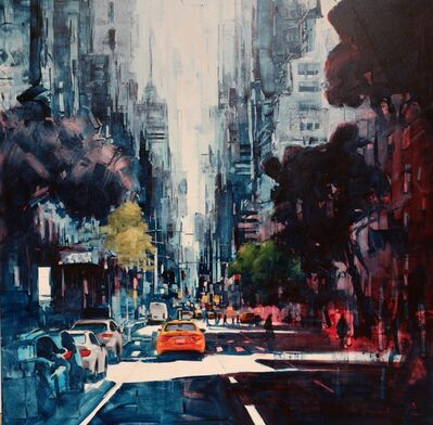 Arne Spangereid, 'Lexington Ave', 2020