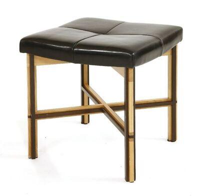 Jules Wabbes, 'A stool'