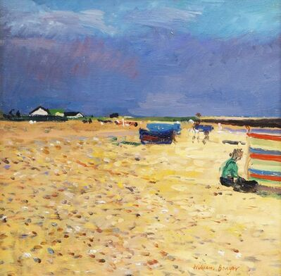 William Bowyer, 'The Beach'