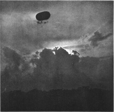 Alfred Stieglitz, 'A Dirigible (1910)', Oct. 1911