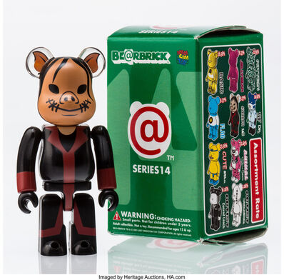 BE@RBRICK, 'Series 14- Horror 100%', 2004