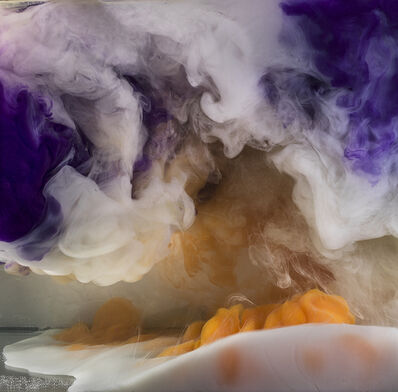 Kim Keever, 'Abstract 35812c', 2018