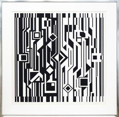 Victor Vasarely, 'Cinetique I', 1959