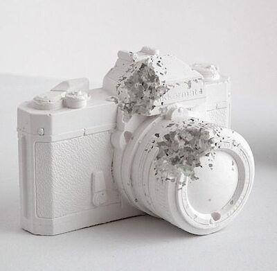 Daniel Arsham, 'Pre Relic Camera', 2012
