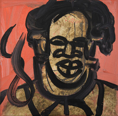 Jeffrey Spencer Hargrave, 'Afro African Mask Mao', 2018