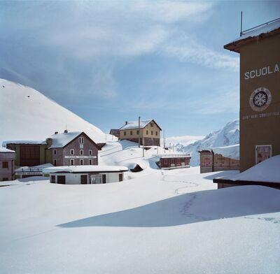Florian Maier-Aichen, 'Untitled (Snow Machine)', 2009