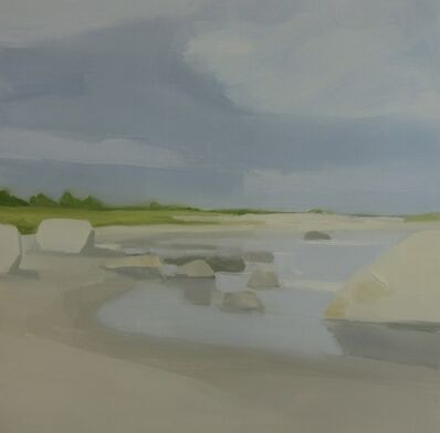 Sara MacCulloch, 'Seaside Adjunct Beach 2', 2018
