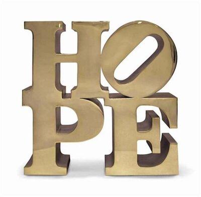 Robert Indiana, 'HOPE', 2009