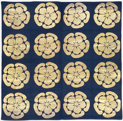 'Buddhist altar cloth (uchishiki)', Early 19th century