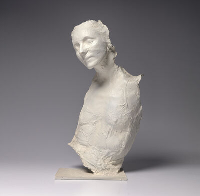 George Segal, 'Woman in Lace', 1985