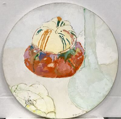 Pierre Lesieur, 'Nature morte à la courge', 1990