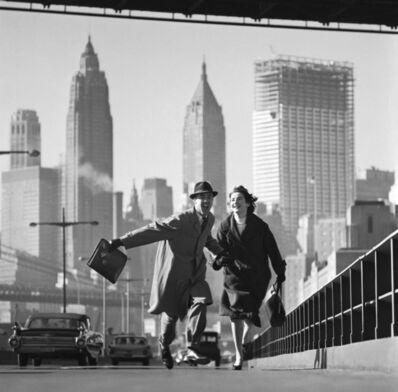 Norman Parkinson, 'East River Drive', ca. 1960