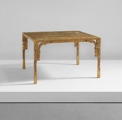 Ingrid Donat, 'Coffee table', 2006