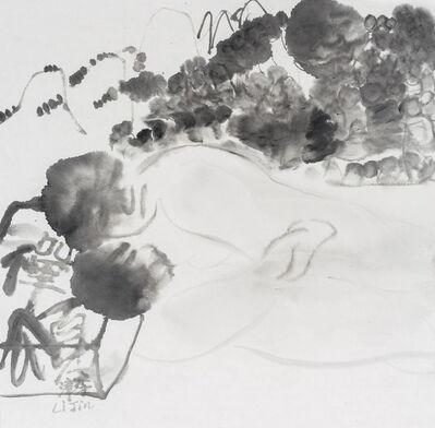Li Jin 李津, 'Morning Practice in California 加州晨课', 2017