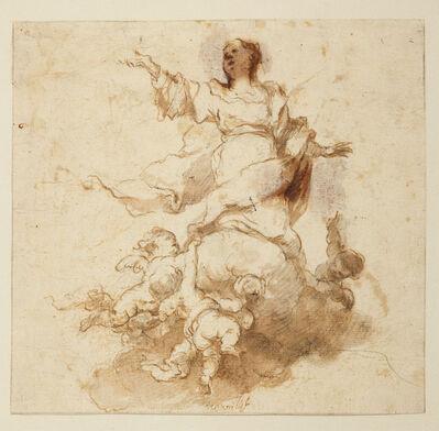 Bartolomé Esteban Murillo, 'Mariä Himmelfahrt', 1665-1668