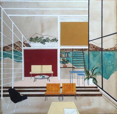 Charlotte Keates, 'Lineation 2', 2016
