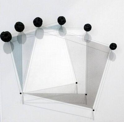 Haruhiko Sunagawa, 'transposition (carré) 11-C', 2011