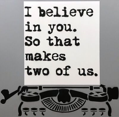WRDSMTH, 'Believe Two', 2020