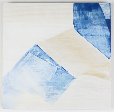 Blanca Guerrero, 'Sink into the Blue, IX', 2015