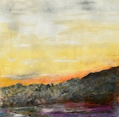 Helene Manzo, 'Sky Series - Sunset II', ca. 2020