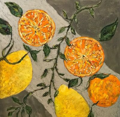 Jen Kelly, 'Citrus Dreams', 2019