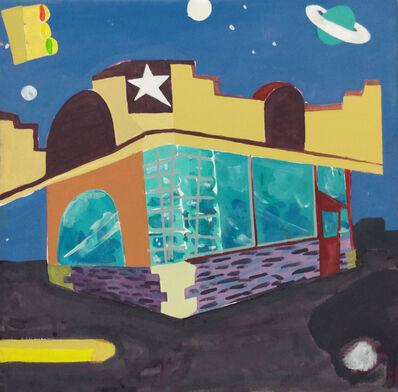 Nick Pizaña, 'Galaxy Coney Island', 2021