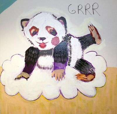 Airom, 'Pandas are the Future, GRRR', 2014