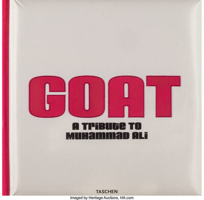 Jeff Koons, 'GOAT-A Tribute to Muhammad Ali', 2001