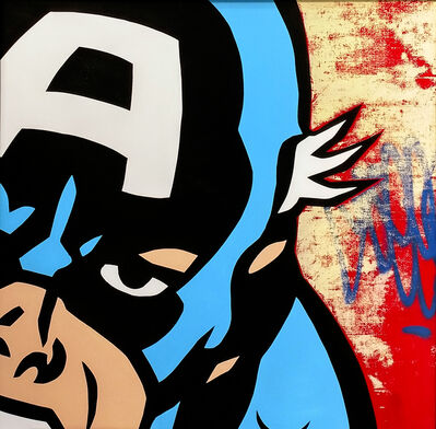 SEEN, 'CAPTAIN AMERICA', 2013