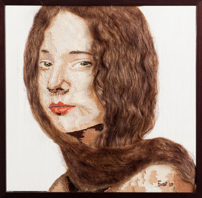 Fırat Neziroğlu, 'Olga, Renaissance Girl', 2012