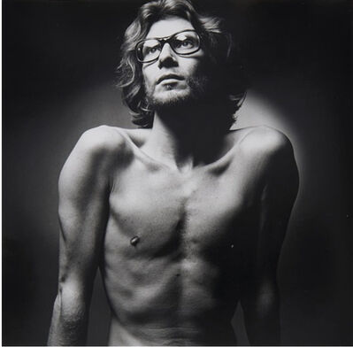 Jeanloup Sieff, 'Yves Saint-Laurent, Paris', 1971