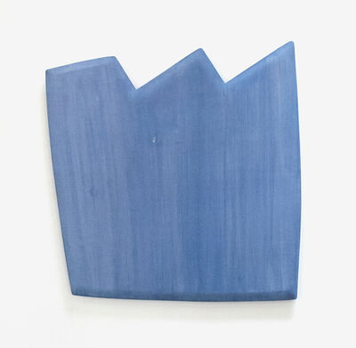 Fitzhugh Karol, 'Small Blue Field', 2017