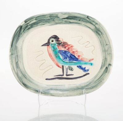 Pablo Picasso, 'Oiseau polychrome', 1947