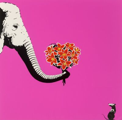Outis, 'Love Hurts (Pink)', 2014