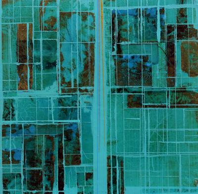 Alexander Eulert, 'Blue Desert No. 7', 2017