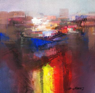 Ramiro Baptista, 'Urban fire', 2020