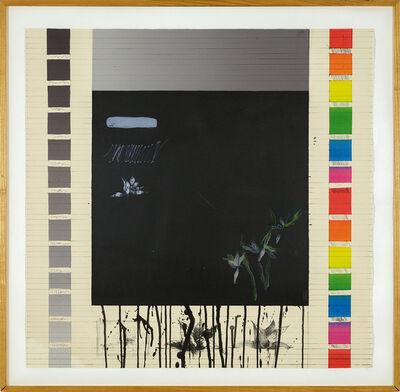 Pat Steir, 'Wish #2 (Breadfruit)', 1974