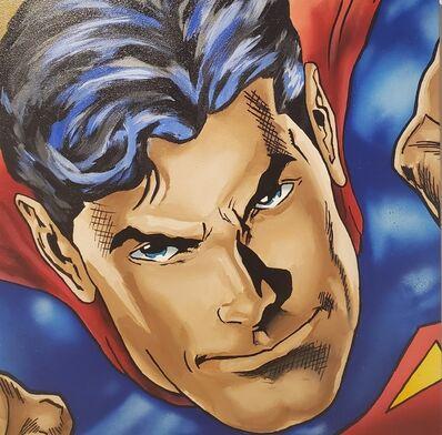 Skyler Grey, 'Serious Superman', 2021