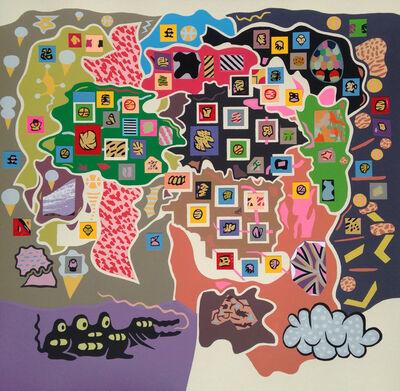 Adam Palmer, 'A Brief History Of Modern Art', 2017