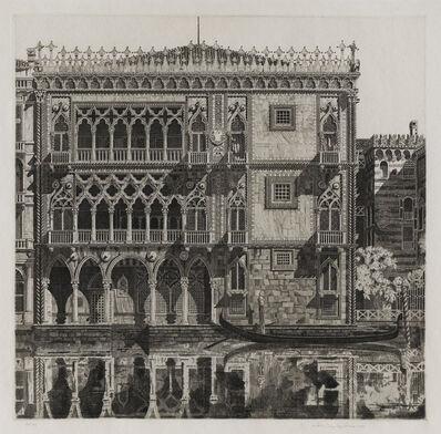 John Taylor Arms, 'Venetian Filigree.', 1931