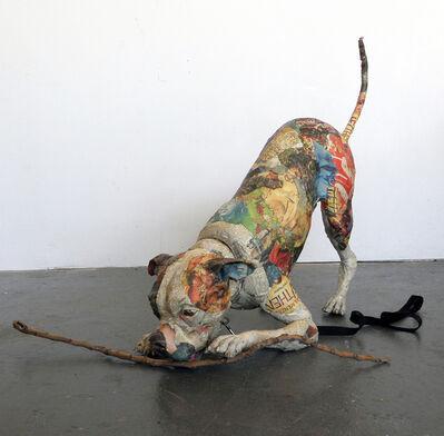 Will Kurtz, 'Artie and His Stick', 2016