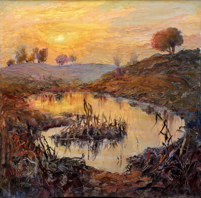 Dilorom Mamedova, 'Sunset', 2016