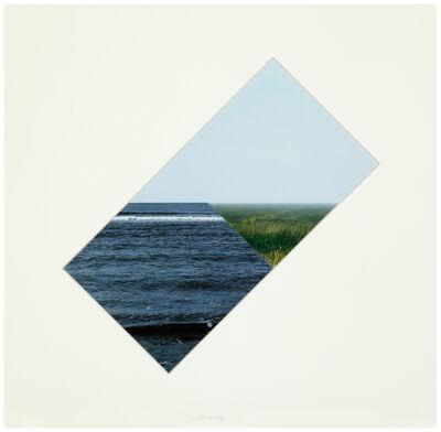 Jan Dibbets, 'Land-Sea Horizon (b)', 2011