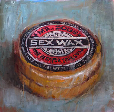 Bradford J. Salamon, 'Sex Wax', 2019