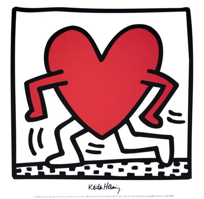 Keith Haring, 'Untitled (1984)', ca. 1980