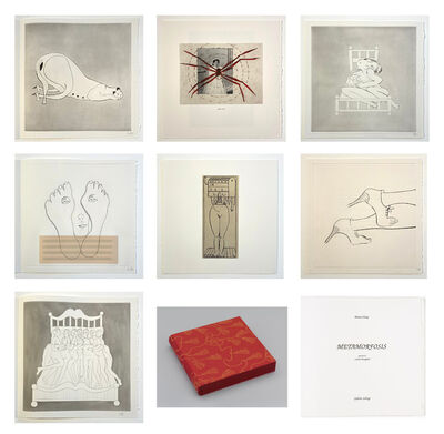Louise Bourgeois, 'Metamorfosis', 2004